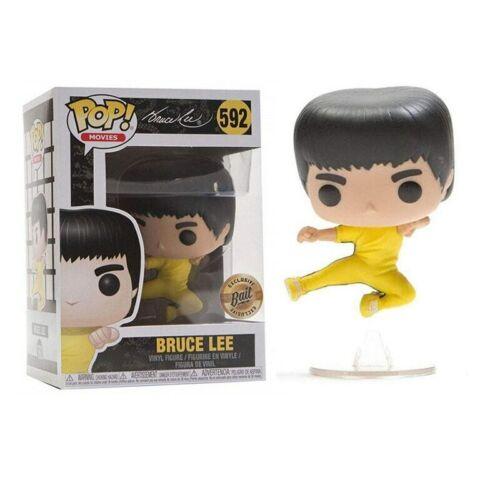 Funko Pop BRUCE LEE Figura De Acción Colección De Pvc Modelo Anime Juguetes para Niños Regalos