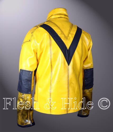 Reverse Flash Eobard Thawne Zoom Yellow Lightning Jacket
