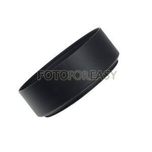 Screw-in-Mount-46mm-Standard-Metal-Tele-Lens-Hood-Universal-for-DSLR-SLR-Camera