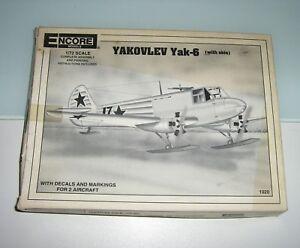 Encore 1/72 Yakevlov Yak-6 - Sierning, Österreich - Encore 1/72 Yakevlov Yak-6 - Sierning, Österreich