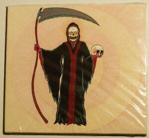 Stoned Jesus - The Harvest (CD, NOT SEALED, Album, Dig Cat# IM 026, MR 5727-2)