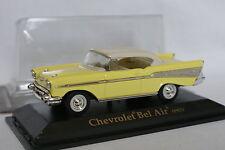 Les Belles Américaines 1/43 - Chevrolet Bel Air 1957