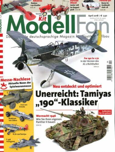 Modellfan - Ausgabe 4/2018