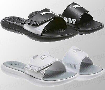 Ladies PUMA Slippers Flip Flops Sliders
