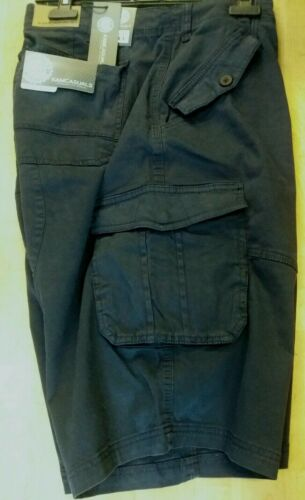 "Kam KBS320 Navy Stretch Cotone Pantaloni Corti con Tasconi 40/"" 42/"" 44/"" 46/"" 48/"" 50/"" 52/"" 54/"" 56/"" 58/"" 60/"""