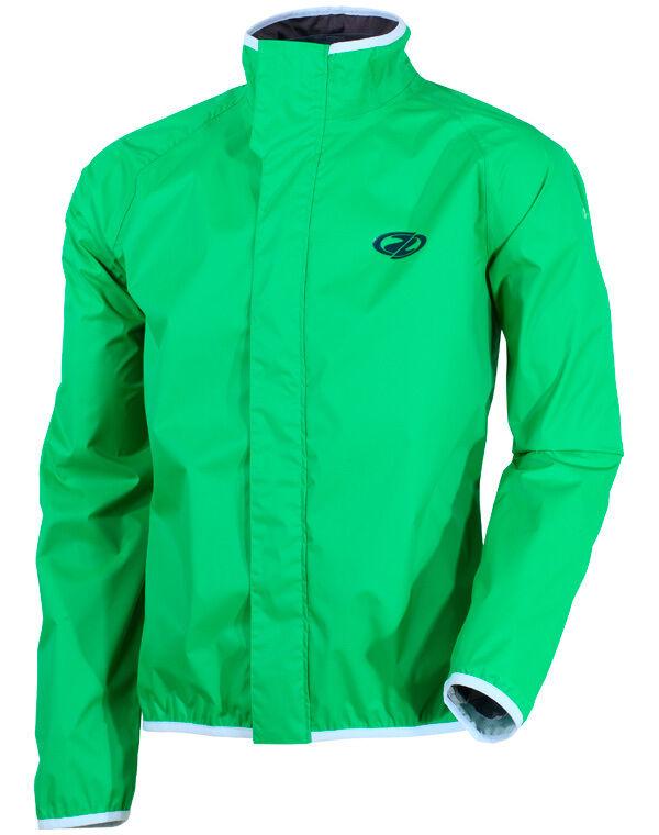 Ziener Cansu Pioggia Giacca AQUASHIELD ® verde Nuovo