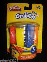 Hasbro Play-doh Grab 'n Go Classics A2763/a2762 6 Fun Assorted Colors