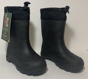 Kamik Kids Winter Boots Size US 1   eBay