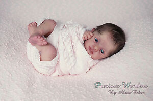 Precious-Wonders-Reborn-Baby-girl-PROTOTYPE-Rosa-by-Karola-Wegerich-IIORA