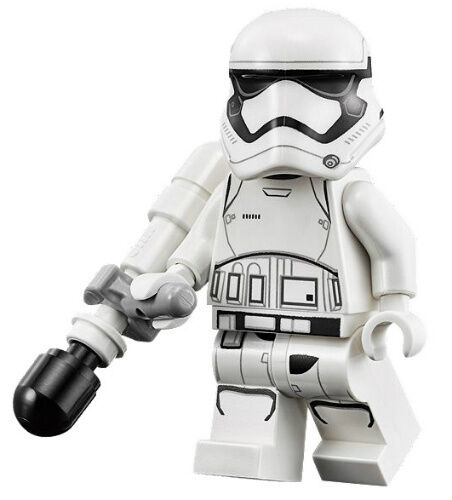 NEW LEGO STAR WARS FN-2199 FIRST ORDER STORMTROOPER MINIFIG 75139 minifigure