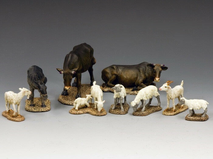 KING AND COUNTRY The Animal Collection SP70 SP070