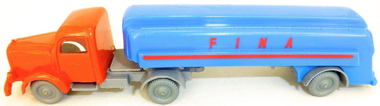 suministro directo de los fabricantes Fina Tanksattel Semirremolque Camión Mercedes Camión Camión Camión Cisterna Imu H0 1 87  11 Å  cómodamente