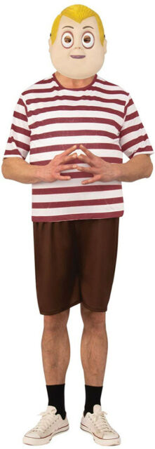 Pugsley The Addams Family Animated Mens Adult Halloween ...
