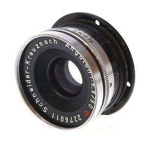 Vintage-Schneider-90mm-f-6-8-Angulon-Enlarging-Lens-32mm-Mount-UG