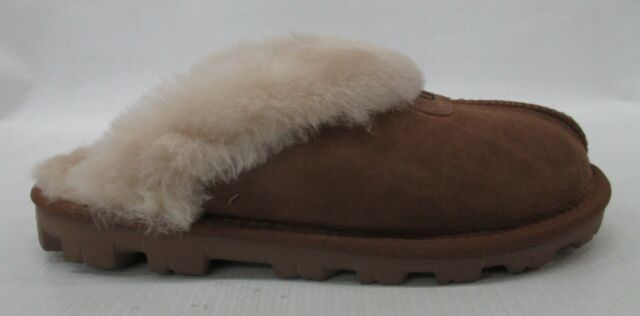 acf0d8546ef UGG Australia 5125 Women's Coquette Slippers Chestnut Authentic 10
