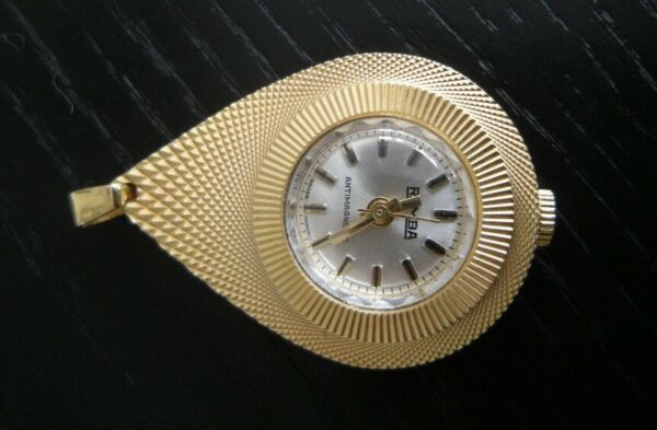 Clever Uhr Umhängeuhr Damenuhr Ramba SorgfäLtig AusgewäHlte Materialien