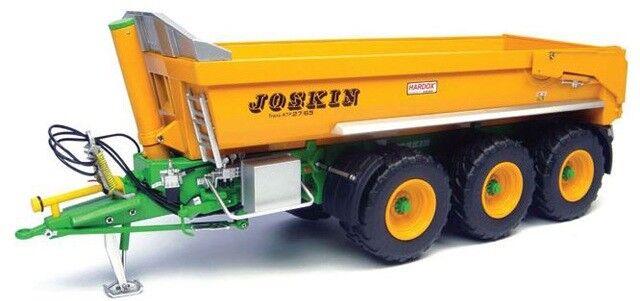 UH4268 - JOSKIN 3 essieux Trans-KTP 27 65 Benne TP - 1 32