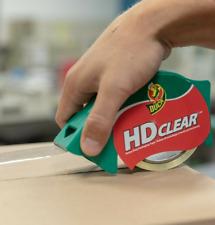 Duck Hd Heavy Duty Packing Tape Refill Cs556pk 6pack188 Inch X 546 Yard
