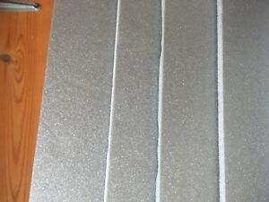 Depron foam  6mm x 800mm x 250mm 4 Sheet Pack Grey