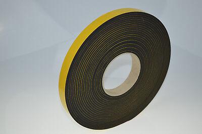 Zellkautschuk EPDM Moosgummi 2mm dick 0,760€//m 50mm breit 2B Moll,10m