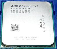 AMD Phenom II X2 B59 CPU 3.4GHz Unlockable to X4 HDXB59WFK2DGM AM3 AM2+ AM3+ 565