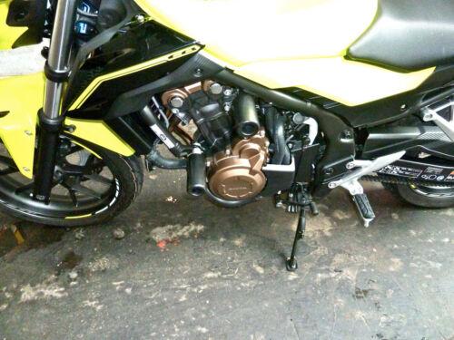 Honda CB500F 2013-2019 Crash Sliders Champignon Protecteur Bobines bonde Boutons