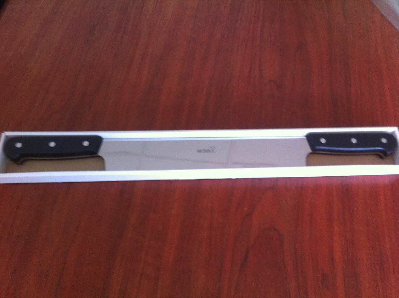 Couteau à Fromage 2 mains LAME 42 cm inox FABRIQUE EN FRANCE