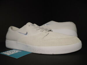 NIKE ZOOM P-ROD X 10 SB PAUL RODRIGUEZ WHITE PURE PLATINUM BLACK ... e08dc61e2