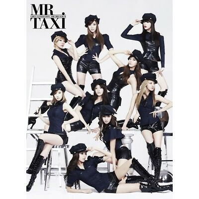 SNSD GIRLS' GENERATION [THE BOYS] 3rd Album MR.TAXI Ver CD+Photobook+Card SEALED