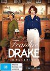 Frankie Drake Mysteries : Series 1 (DVD, 2018, 3-Disc Set)