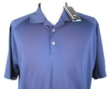 e4e8570d Nike Men's Size Medium Dri-fit Victory Golf Polo Shirt 818050 Navy ...