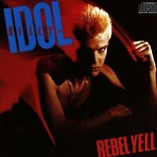 Billy Idol Rebel yell (1983) [CD]