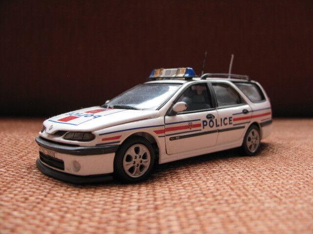 1 43 Renault Laguna I Estate Police diecast