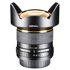Walimex pro AE 14mm 2,8 ED AS IF UMC f. Nikon D810 D800 D5300 D3300 D5200 D3200
