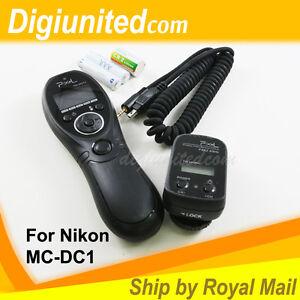 Pixel-Wireless-Timer-Remote-Control-Shutter-Release-for-Nikon-MC-DC1-D70S-D80