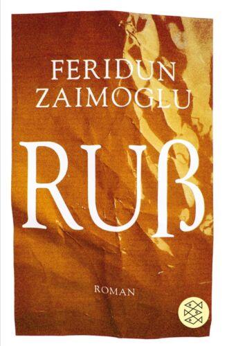 1 von 1 - Ruß von Feridun Zaimoglu (2013, Taschenbuch), UNGELESEN