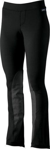 Kerrits Microcord botacut kneepatch Pantalones-Tall-Negro-Varios Tamaños