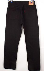 Levi's Strauss & Co Herren 505 Gerades Bein Regular Fit Jeans Size W36 L34