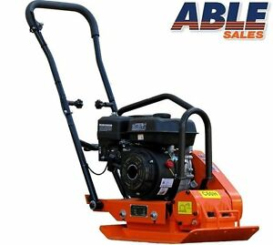 PLATE-COMPACTOR-6-5-HP-68KG-12kN-WITH-WHEELS-BRAND-NEW