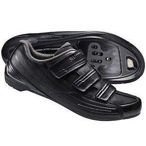 Shimano-RP2-Road-SPD-SL-Cycling-Shoes-RP200-Black