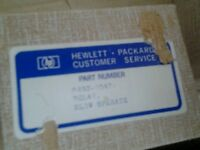 Hewlett-packard Hp Agilent Relay 0490 0047 Slow Operate