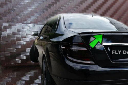 für BMW 3er E46 Tuning COMPACT carbon typ spoiler tuning trunk lid becquet levre