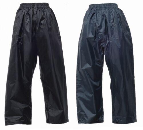 Kids Childrens Regatta Waterproof Over Trousers