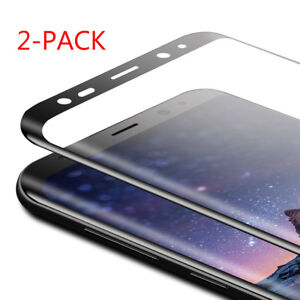 Tempered-Glass-Full-Screen-Protector-Protective-Film-For-Samsung-Galaxy-S8-Plus