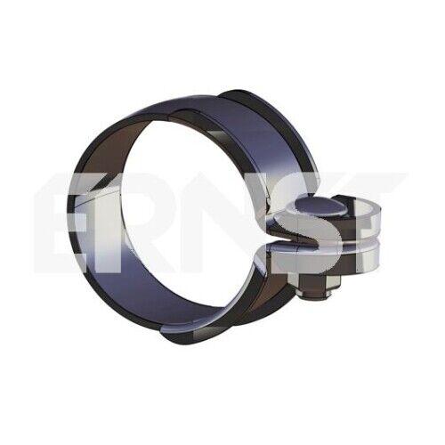 499989 Durchmesser Rohrverbinder Doppelschelle Schelle Verbinder NEU ERNST mm