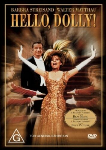 1 of 1 - Hello, Dolly! =  DVD R4