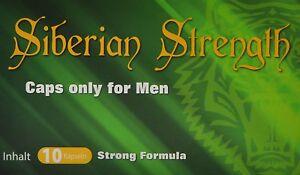 Siberian-Strength-10-Maenner-Kapseln-I-Die-Kapsel-fuer-den-Mann