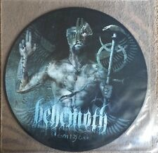 Behemoth Demigod Picture Disc Pic Relapse Rare Black Metal Masters New Unplayed