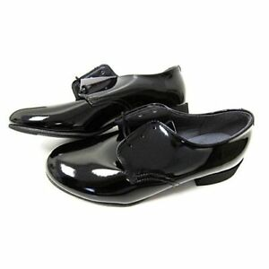 Details about Womens Military Capps 6E High Gloss Patent Leather Black  Dress Shoes corfam 2a63d487e