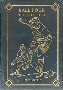 Jim-Bouton-Ball-Four-The-Final-Pitch-EASTON-PRESS-SIGNED-WITH-COA